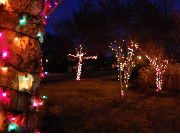 More Crispus Attucks lights